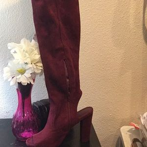 Charlotte Russe Thigh high boots